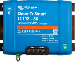 Geïsoleerde Orion-Tr Smart DC-DC-acculader