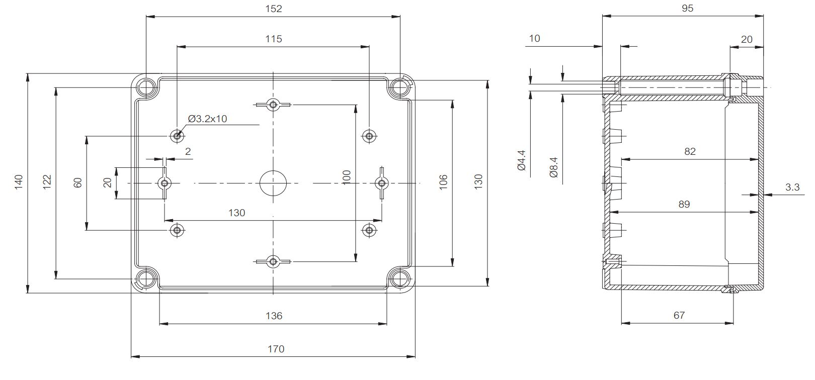 Bmv 700 Accu Monitor Victron Energy Vdo Marine Tachometer Wiring Diagram 700h Shunt Box