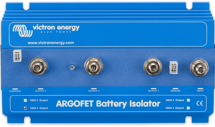 Argo FET Battery Isolators